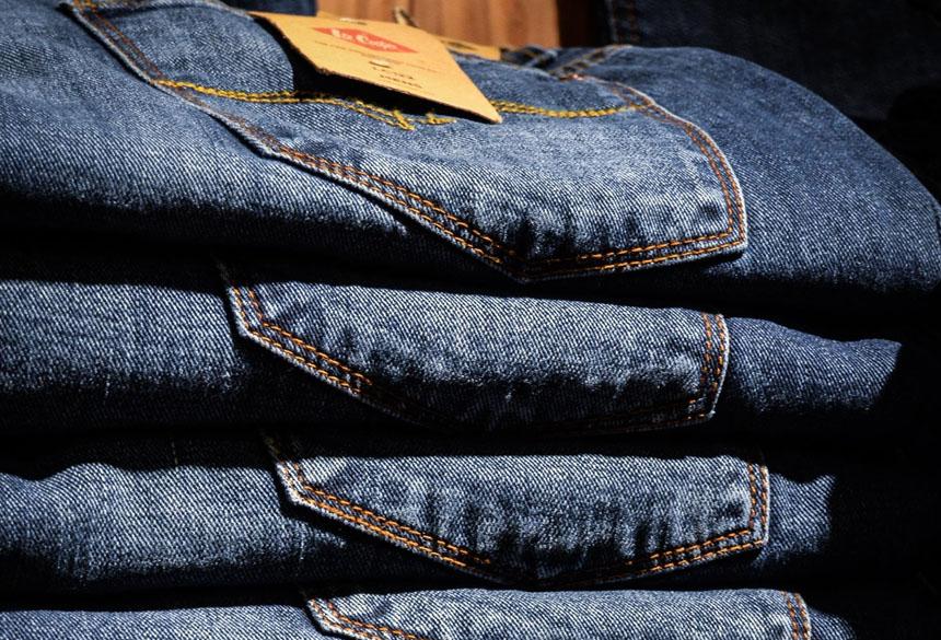 jeans denim product photography lahore